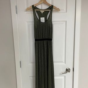 Urban Outfitters racerback maxi dress, size XS.